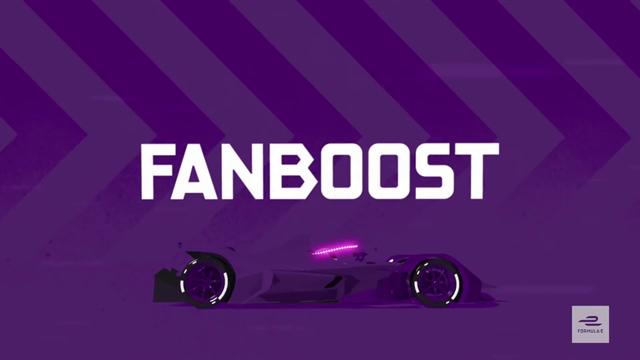 Explaining how Fan Boost works in Formula E
