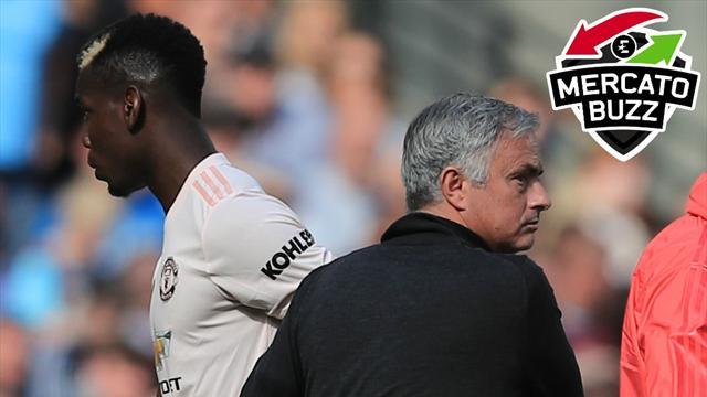 Pogba en a marre de Mourinho, un grand d'Europe est prêt à l'accueillir