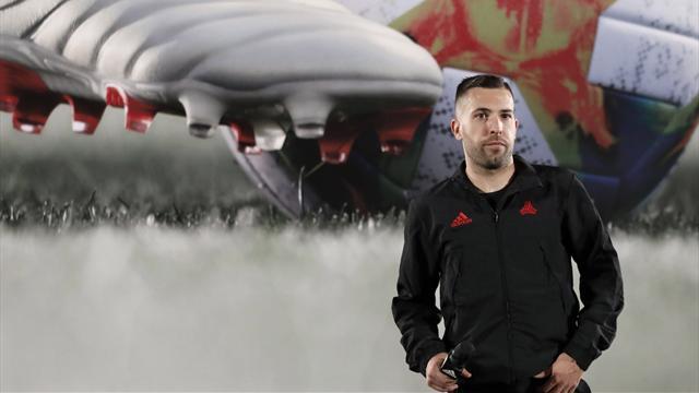 """Jordi Alba: """"En el vestuario nunca ha habido malos rollos con Dembélé"""""""