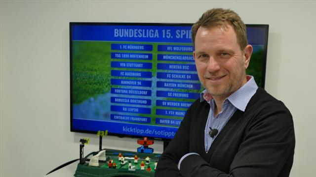 #SotipptderBoss den 15. Spieltag: Bayern rockt bei Müllers Jubiläum