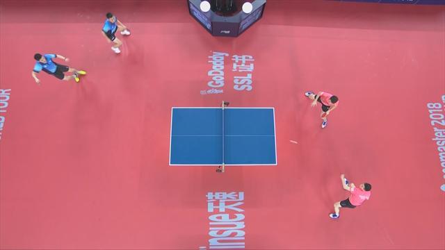 Finale Svetskog prvenstva u stonom tenisu na Eurosportu