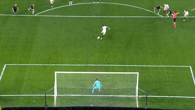 Höjdpunkter: Sevilla gjorde jobbet - Krasnodar också vidare