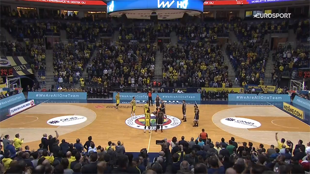 Highlights: Fenerbahce Istanbul-AX Armani Exchange Milano 92-85