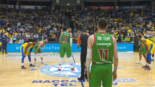 Highlights -  Maccabi Fox Tel Aviv 79-81 Kirolbet Baskonia