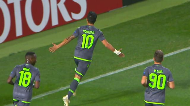 Höjdpunkter: Sporting CP - Vorksla