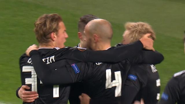 Höjdpunkter: Rosenborg knep poäng mot Leipzig