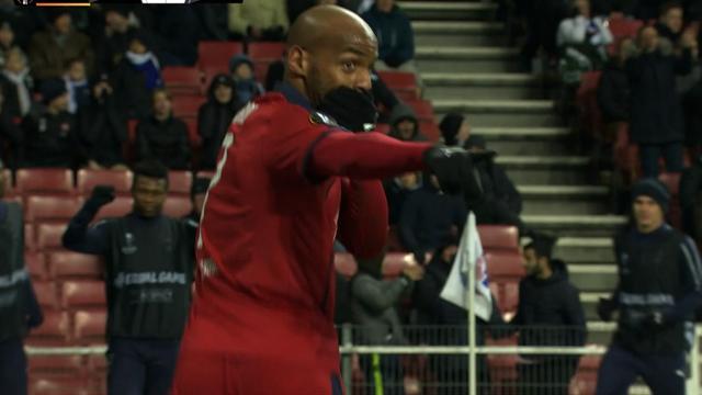 Höjdpunkter: Bordeaux vann mot Köpenhamn