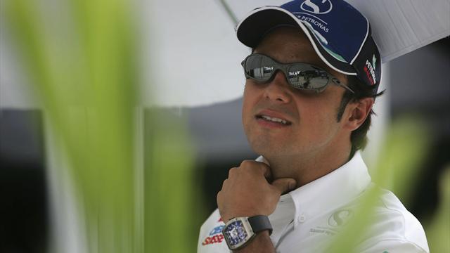 'The helmet's still full of blood' - Massa recalls F1 horror crash
