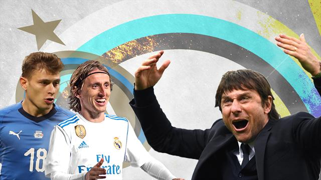 Euro Papers: New Inter chief Marotta wants Modric and two other signings