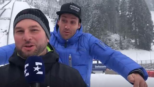 """Hannawald bleibt Skisprung-Experte: """"Vier weitere Jahre bei Eurosport"""""""
