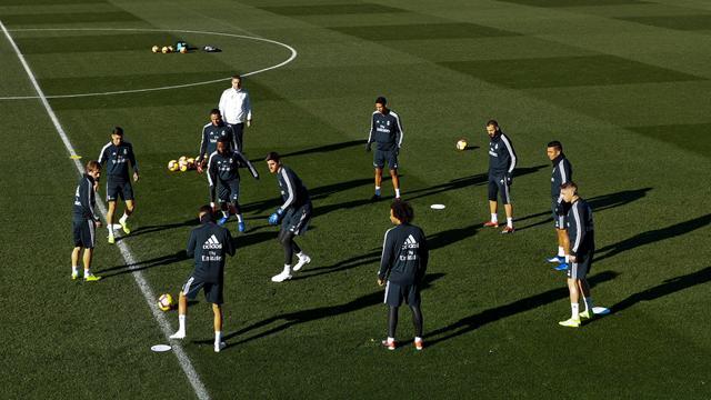 Bale sigue sin entrenarse con el Madrid y será baja ante el Rayo