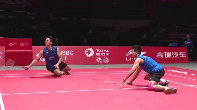 El increíble puntazo que dio la victoria a Taiwan en las World Tour Finals