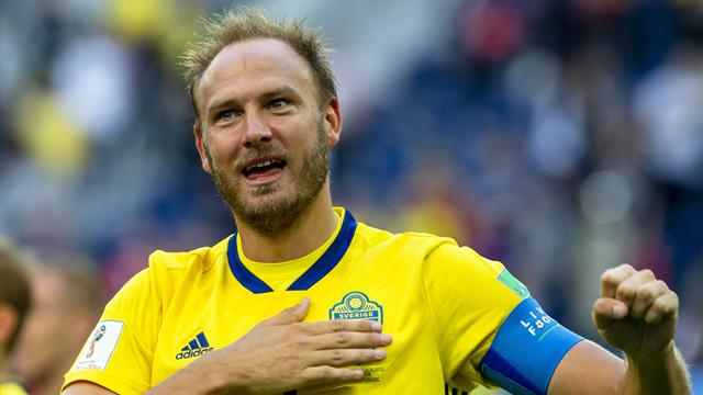 Sveriges landslagskaptein har ikke fått lønn