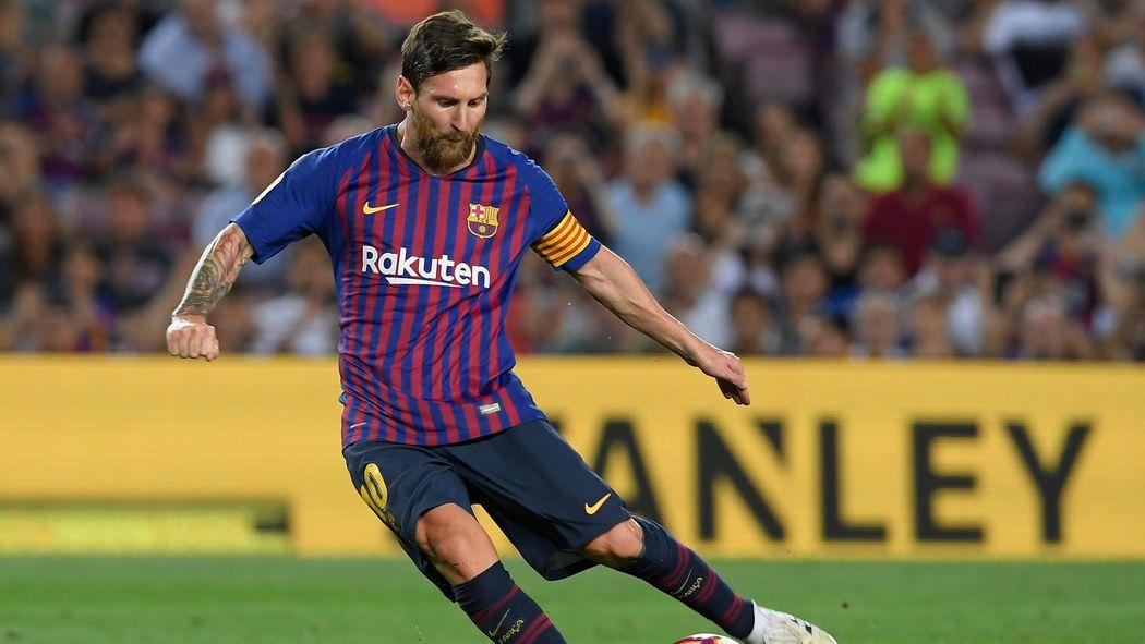 Lionel Messi Roi Du Coup Franc Décrypté Son Pied Dappui Déforme