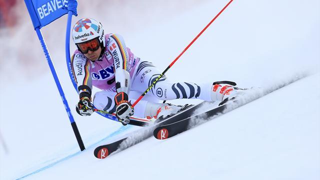 Stefan Luitz a sportszerűtlensége miatt lehet bűnös