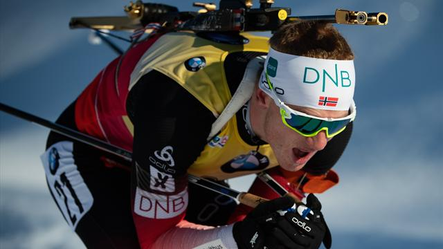 Thingnes Boe clinches Nove Mesto World Cup gold