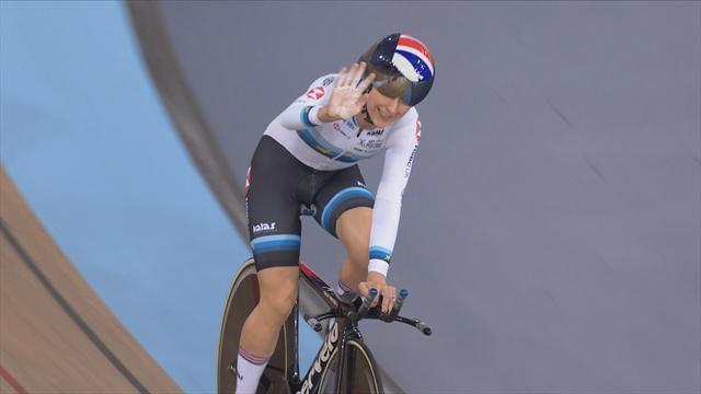 GB beat world champions USA in women's team pursuit