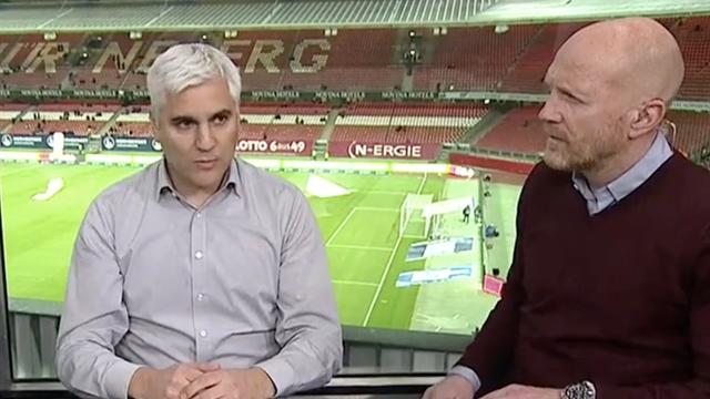 Nürnberg-Sportvorstand: Schere zwischen 1. und 2. Liga zu weit auseinander