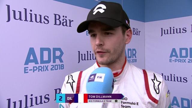 """Tom Dillman : """"Le tour était très bon"""""""