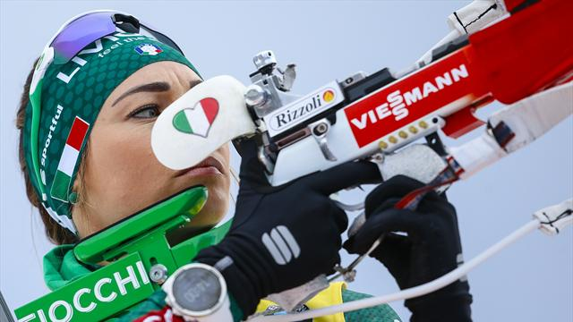 Precise shooting guides Italians to relay victory