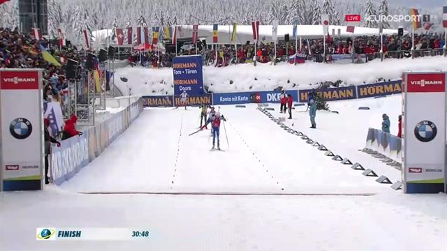 26. Weltcupsieg: So gewann Mäkäräinen in Hochfilzen