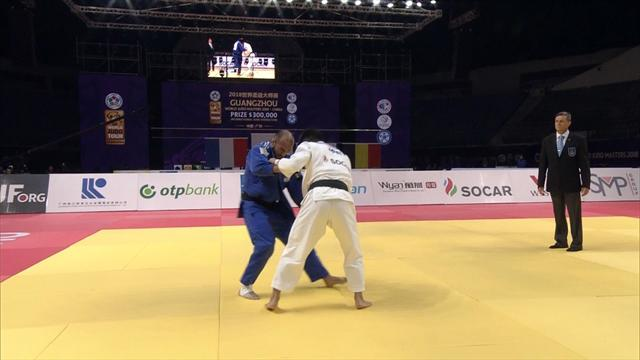 Maruyama beats Shmailov in -66kg final in Guangzhou