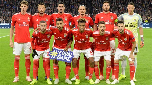 """Benfica sämsta CL-trean: """"Då vet man att det är tufft"""""""