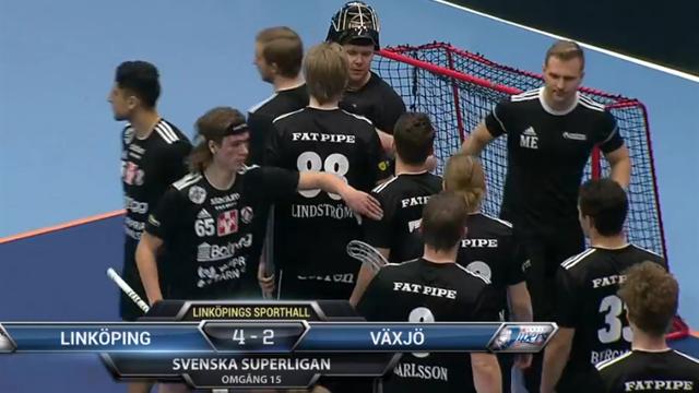 Höjdpunkter: Linköping klättrar i tabellen