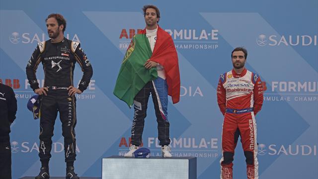 Mit Video | Felix da Costa gewinnt, Massa enttäuscht