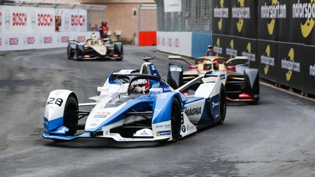 BMW duo Da Costa & Sims free to race despite Marrakesh clash