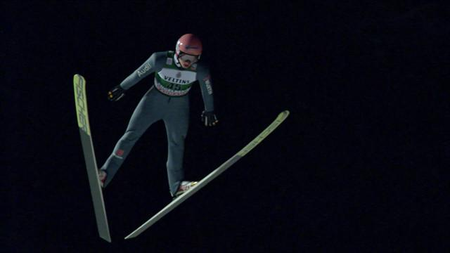 'How about that' - Geiger wins World Cup title in Engelberg