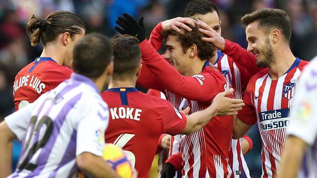 L'Atlético peut dire un grand merci à Griezmann