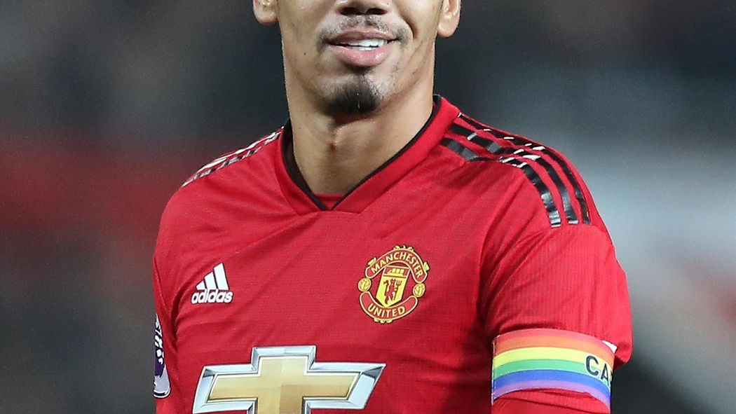 Chris Smalling Signs New Manchester United Contract Football