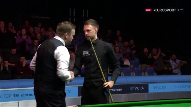 Murphy holds off Trump, to meet Allen in Scottish Open final