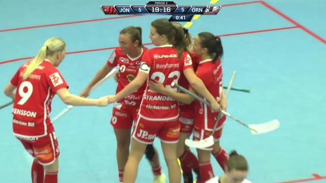 Höjdpunkter: Jönköping avgjorde i sista minuten