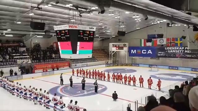 Перед матчем Норвегия— Беларусь вместо белорусского гимна включили хит «Песняров»