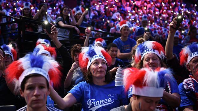"""""""Das ist euer Jahr"""": Frankreichs Fußballerinnen heiß auf Heim-WM"""