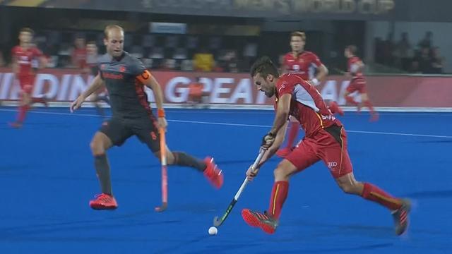 Mundial Hockey Hierba: Bélgica gana el Mundial tras vencer a Holanda en la tanda de penaltis (3-2)