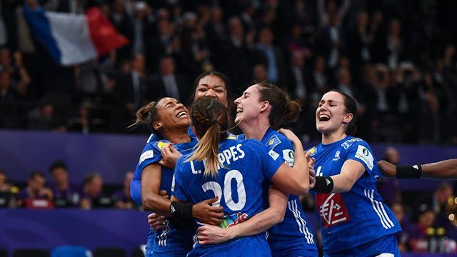Frankreich gewinnt Handball-EM der Frauen