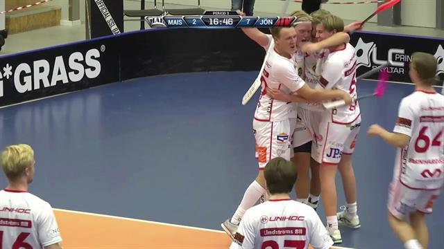 Höjdpunkter: Jönköping ryckte i tredje och vann stort