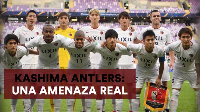 Mundial De Clubes 2018: Así Es El Kashima Antlers, una Amenaza Real