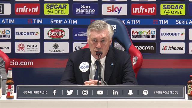 """Ancelotti: """"Partita veramente complicata, abbiamo dato una sterzata a una settimana dura"""""""