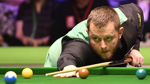 Аллен в упорной борьбе одолел Мёрфи и выиграл Scottish Open