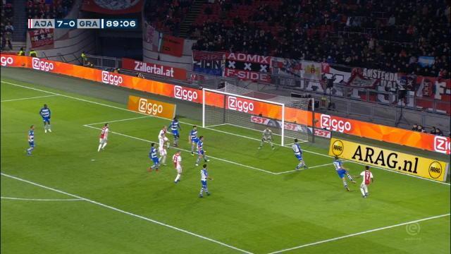 Pays-Bas - Blind inscrit son premier triplé en carrière avec l'Ajax