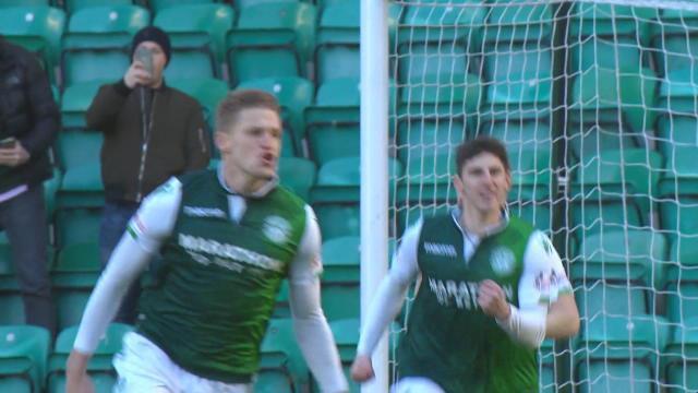 Écosse - Hibernian fait chuter le Celtic