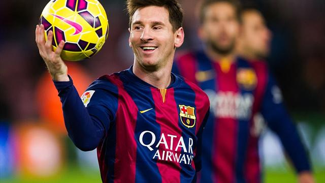 Messi risponde a Ronaldo: