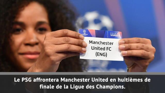 Paris pour une première contre Man U