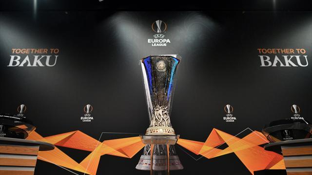 Sorteo Europa League: Chelsea y Nápoles, los 'cocos' a evitar por los españoles (E1, 13:00)