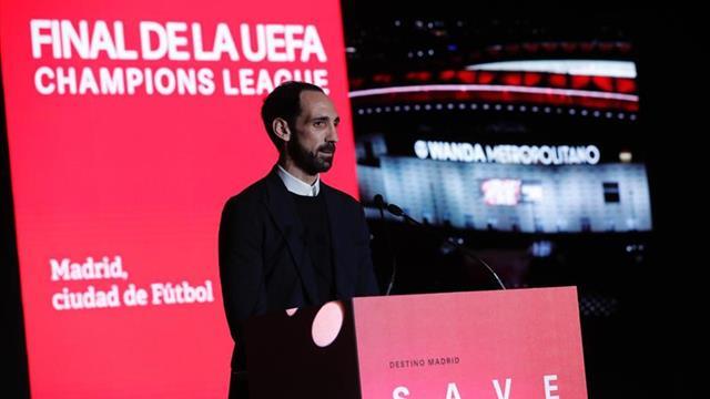 "Juanfran: ""Será difícil, pero esperamos llegar a la final"""