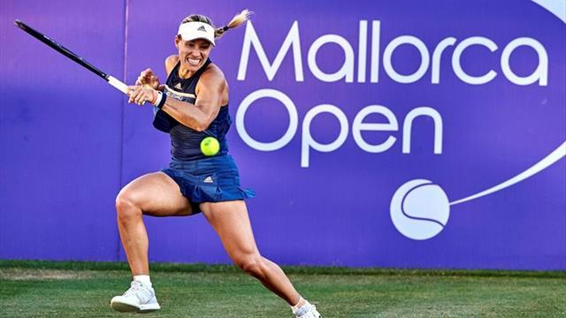 Angelique Kerber, campeona de Wimbledon, principal atracción en Mallorca